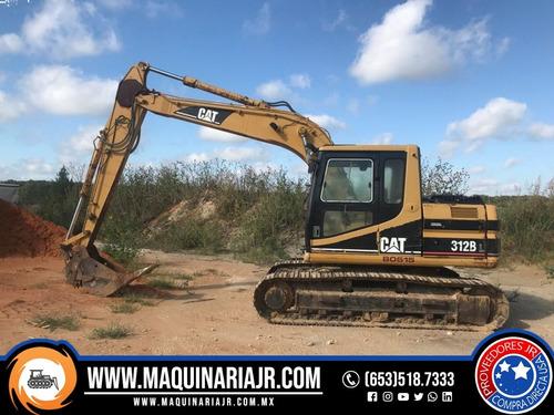 excavadora caterpillar 312bl,excavadoras,venta