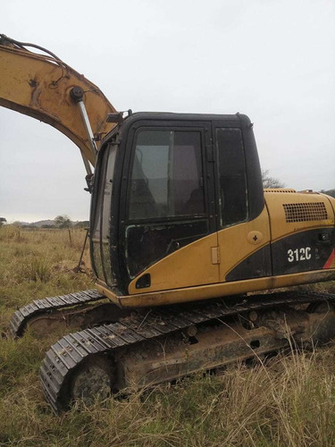 excavadora caterpillar 312cl