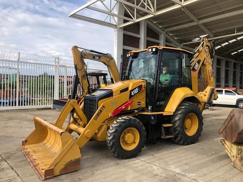 excavadora caterpillar 318d2l modelo 2015.