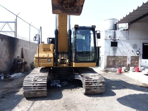 excavadora caterpillar 320 d año 2011