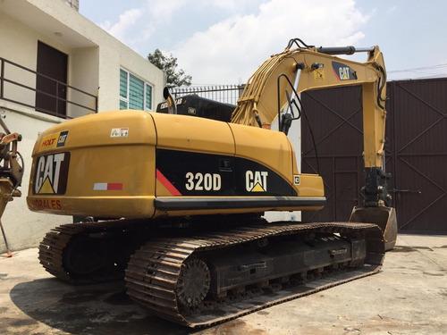 excavadora caterpillar  320c 2005