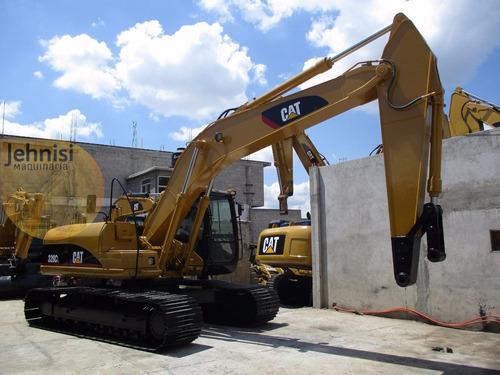 excavadora caterpillar 320c 2006 recien importada