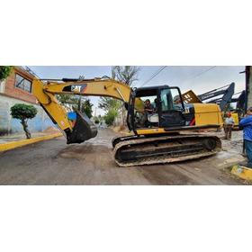 Excavadora Caterpillar 320cl Año 2004