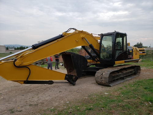 excavadora caterpillar 320cl año 2005