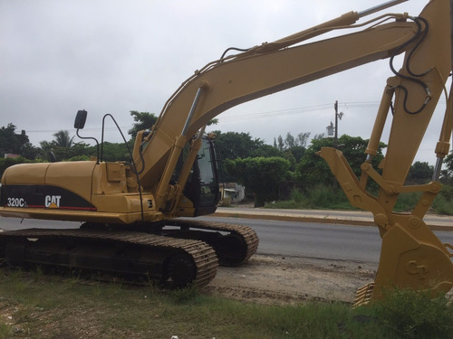 excavadora caterpillar 320cl año 2005 kit de grapa