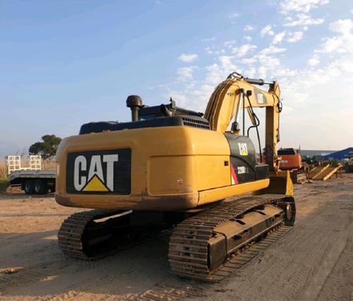 excavadora caterpillar 320d2l