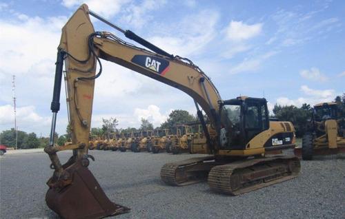 excavadora caterpillar 320dl año 2009 construcción y minería
