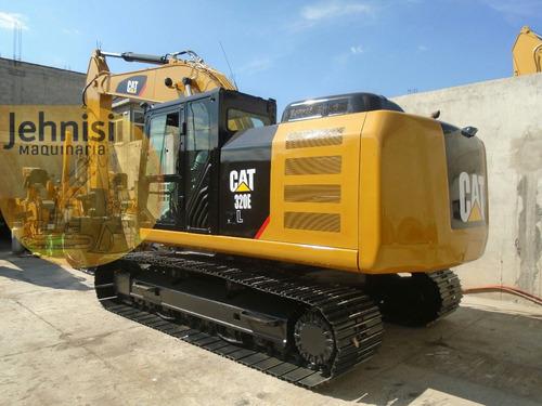 excavadora caterpillar 320el 320dl recien importada 2014