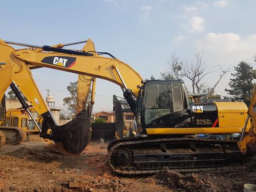 excavadora caterpillar 325cl año 2004