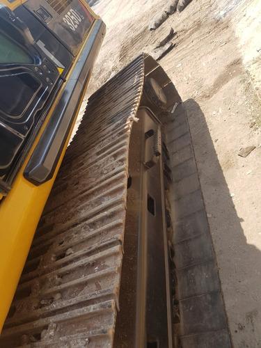 excavadora caterpillar 325dl año 2008