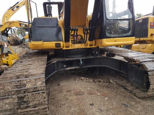 excavadora caterpillar 325l