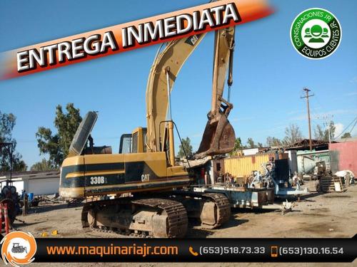 excavadora caterpillar 330 bl,excavadoras,retros