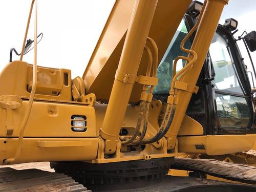 excavadora caterpillar 330 c cl 2005 moderna escabadora cat