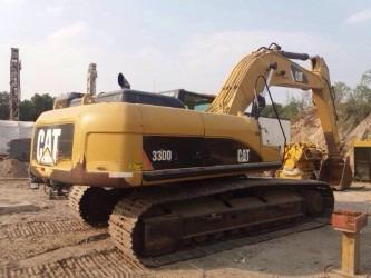 excavadora caterpillar  330 dl año 2008