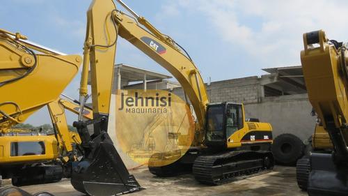 excavadora caterpillar 330cl 2002 recién importada