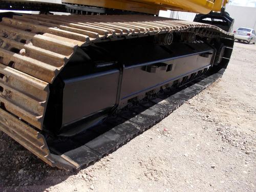 excavadora caterpillar 330cl cabina con clima