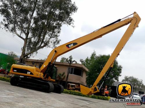 excavadora caterpillar 330dl 2008 cat 345cl cat336dl