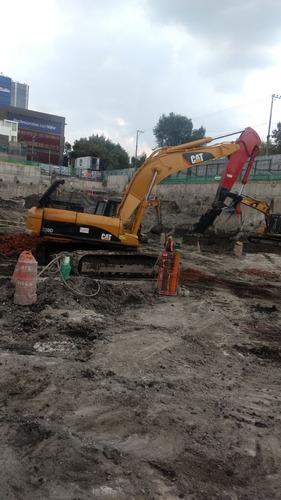 excavadora caterpillar 330dl año 2009