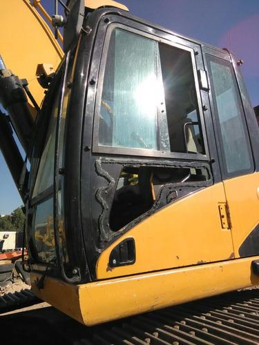 excavadora caterpillar 336d año 2010 seminueva