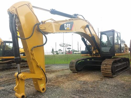excavadora caterpillar 336d2lme  2016 3.300hs