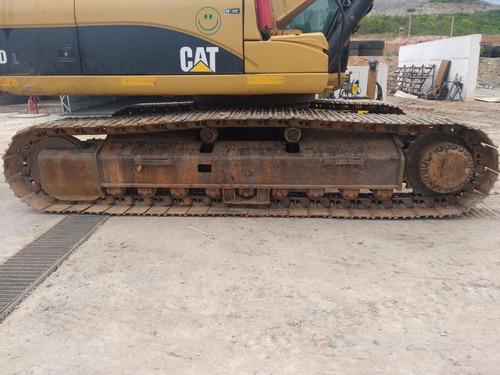 excavadora caterpillar 336dl  2011 13.900hs