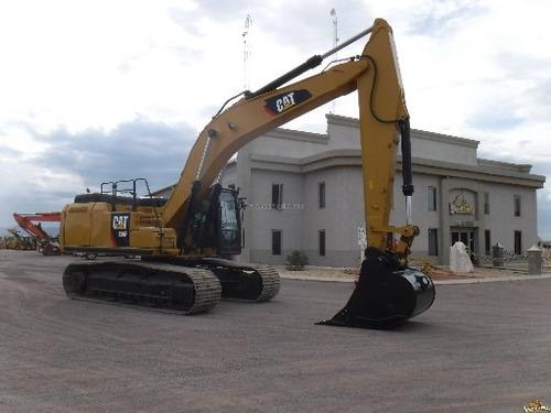 excavadora caterpillar 336f 2014 con 2200 como nueva..11401