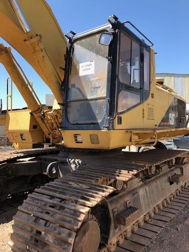 excavadora caterpillar 350l