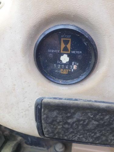 excavadora caterpillar modelo 345bl año 2002