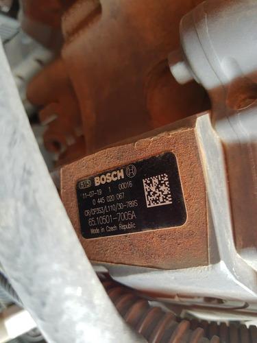 excavadora de ruedas  dossan dx210w recien importada