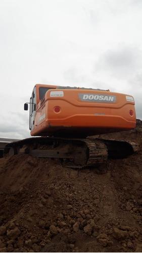 excavadora doosan dx 225 lca