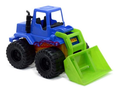 excavadora duravit 30 cms - tractor con pala movil