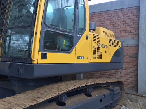 excavadora ec360 prime volvo
