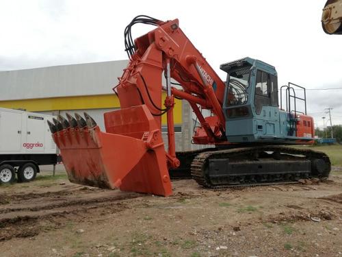 excavadora frontal hitachi ex400-3, front shovel,