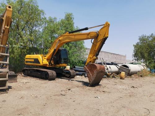 excavadora hidraulica brazo largo jcb - js200