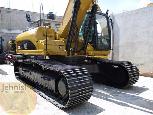 excavadora hidraulica cat 330dl 2008 recien importada