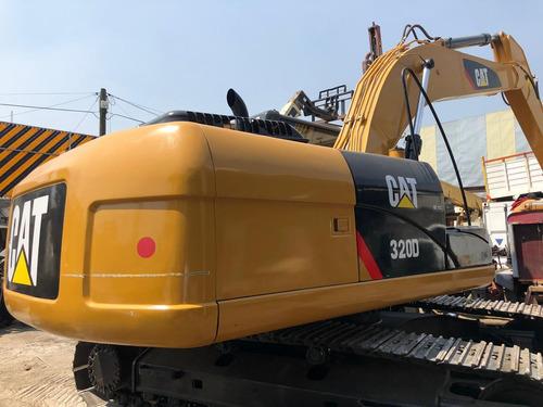 excavadora hidráulica caterpillar 320d 320e moderna cat 20 t