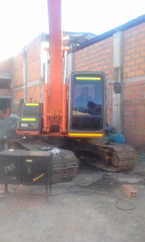 excavadora hitachi zx120