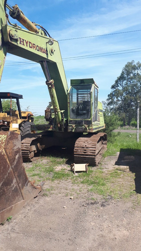 excavadora hydromac 200 de 32 tn