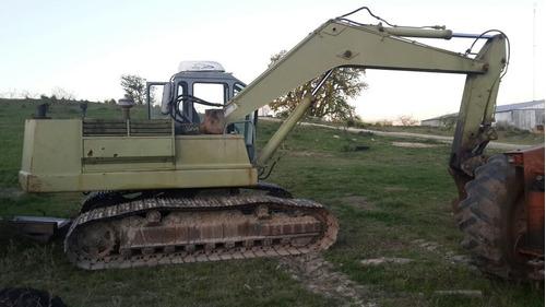 excavadora hydromac h95 retro