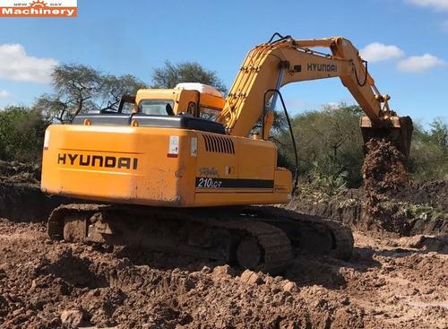 excavadora hyundai 210 lc7(id506)