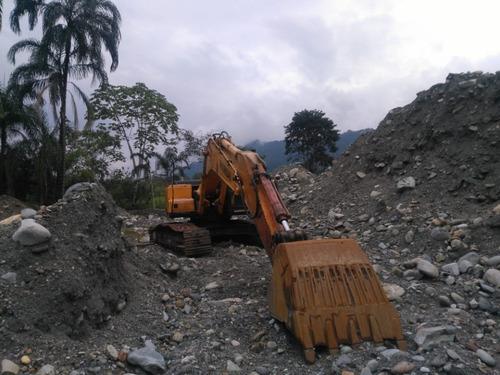 excavadora hyundai robex 210 lc-7 año 2008