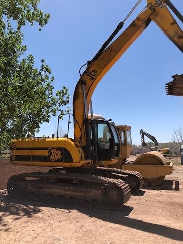 excavadora jcb js220