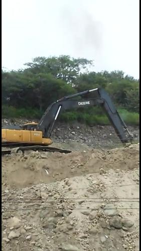 excavadora jhon deere 2000 892