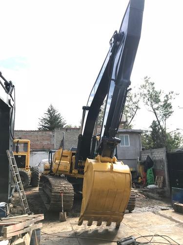 excavadora john deere 270d lc