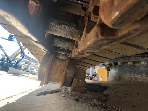 excavadora john deere 330c lc mod 2005 con kit de martillo