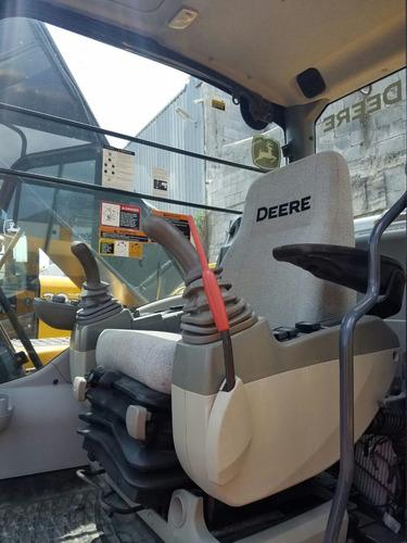 excavadora john deere 350dlc año 2009