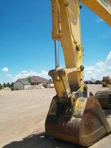 excavadora kobelco sk 330lc con kit para martillo 4806