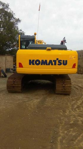 excavadora komatsu modelo pc210 año 2019, el mejor de merca