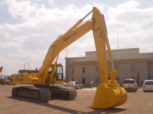 excavadora komatsu pc 400lc-7l  2003 sim caterpillar 4467