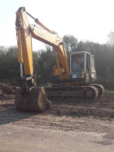 excavadora komatsu pc150se-5
